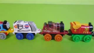 Thomas and Friends Toy Trains Minis for Children