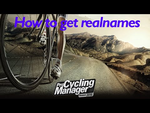 Pro Cycling Manager 2015 - How to get...