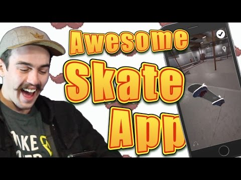 Awesome Skateboard App | Skater App!