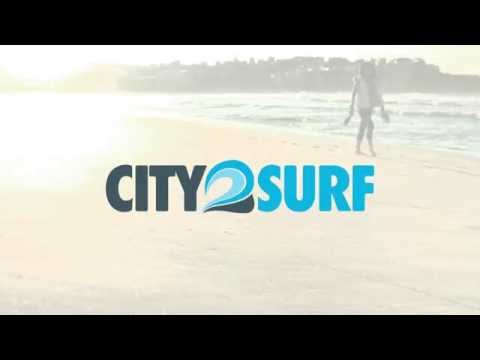 City2Surf 14 August 2016