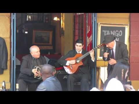 Show de Tango - Caminito, Buenos Aires, Argentina