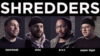 SHREDDERS | Hip-Hop