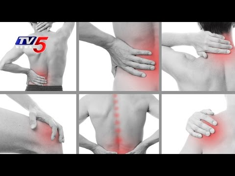 Types of Arthritis | Treatments For All Type Of Joint Pains | Health File | Telugu News | TV5 News
