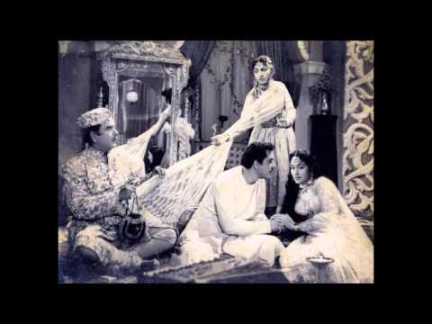 1958  zindagi ya toofan  asha and shamshad  angdaai bhi woh lene na paaye  nashad