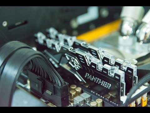 60dab97a Review:Apacer PANTHER RAGE DDR4 Illumination - YouTube