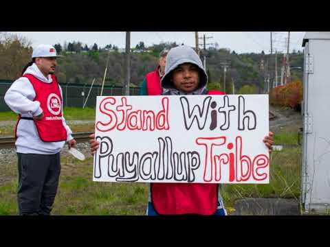 Resisting LNG Storage in Tacoma & August 19th Prison Solidarity