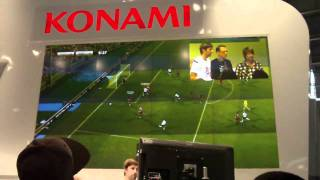 Gamescom Video 8 | PES 2011 @ Konami Part 1