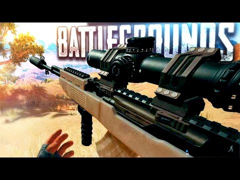 DESERT COMBAT | PUBG: New Map - Test Server Gameplay