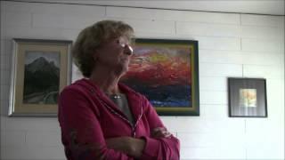 Spomini -  cerkev, talci, pripoveduje gospa Marija Miklavčič
