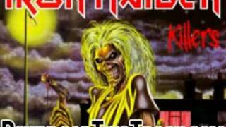 iron maiden - Wrathchild - Killers