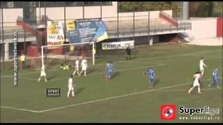 Super liga 2015/16: 13.Kolo: Borac - Metalac 2:1 (1:0)