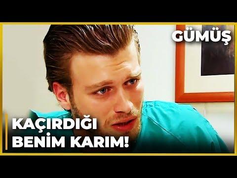 Mehmet'i Hastaneye Engin'in Pilotu Götürdü! | Gümüş 61. Bölüm