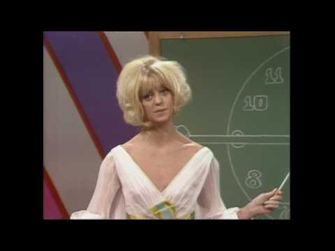 Rowan and Martin's Laugh-In: Goldie Hawn Explains Lending Law
