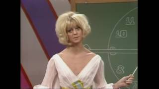 rowan and martins laugh in goldie hawn explains lending law