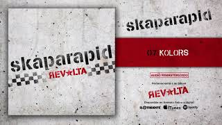 "SKAPARAPID ""Kolors"" (Audiosingle)"