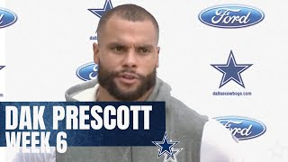 Dak Prescott: Our Fastball   Dallas Cowboys 2021