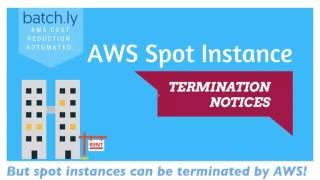 lab14: AWS에서 저렴하게 Spot Instance를 터미네이션 걱정없이 사용하기