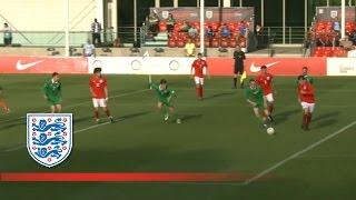 Matt Crossen deft chip - England CP 2-0 Republic of Ireland | Goals & Highlights