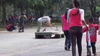 Filipino Skate Punks Fail/Crash - Baguio City, Philippines
