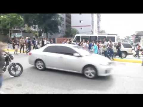 Protestas en  caracas Venezuela   Las últimas noticias en vivo