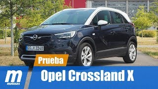 Opel Crossland X 1.2 Turbo 130 CV | Prueba / Testdrive / Review en Español HD