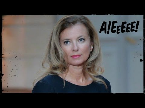 Valérie Trierweiler tacle sévèrement François Hollande