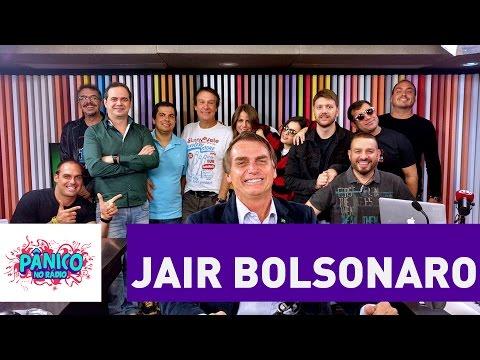 Jair Bolsonaro - Pânico - 08/07/16