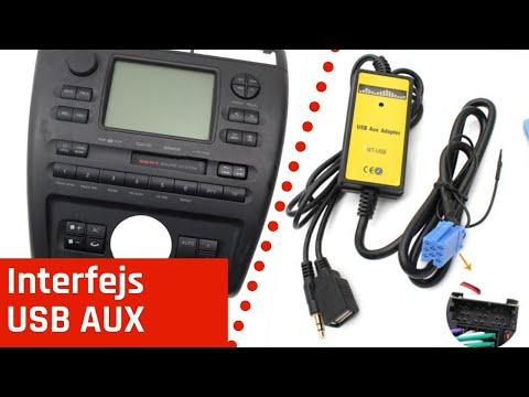 Aux/USB audio adapter/interfejs Seat cordoba,skoda,audi,vw