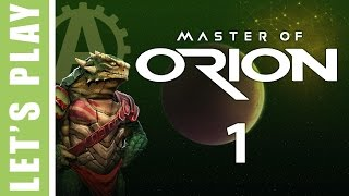 Master of Orion Early Access Let's Play 1