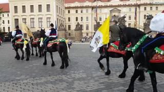 Navalis, Hradčanské náměstí Praha 15. 5. 2017