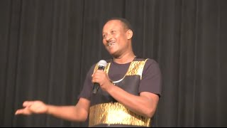 Very funny Kibebew Geda new comedy about life in Ethiopia and America