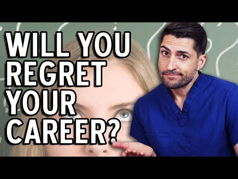 WILL YOU REGRET YOUR CAREER PATH FOREVER?!