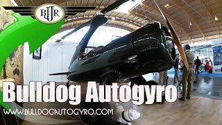 Bulldog Autogyro Revives A Rich, Stylish Auto Gyro History - Aero 2015