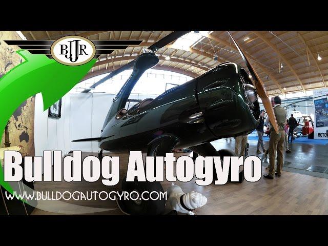 Bulldog Autogyro Revives a Rich, Stylish Auto Gyro History - Aero