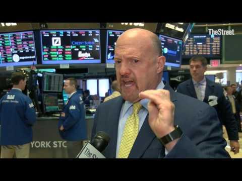 Jim Cramer on Tesla, Apple, Nvidia, Starbucks, Citigroup, and More