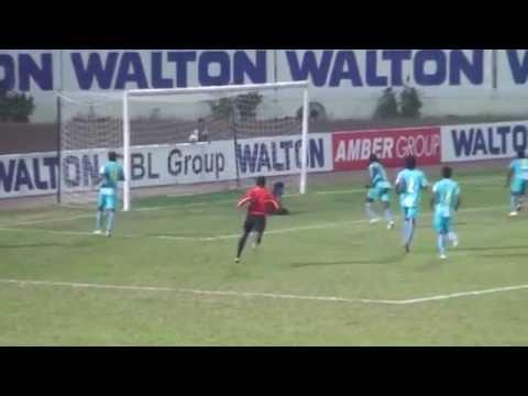 Sony Nordy no-10, Haiti, Federation Cup Football 2013.