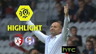 LOSC - Toulouse FC (1-2) - Highlights - (LOSC - TFC) / 2016-17