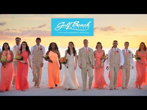 Gulf Beach Weddings - 2017 Here we Come!
