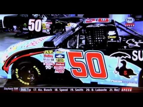 Rick Crawford on Nascar Race Hub