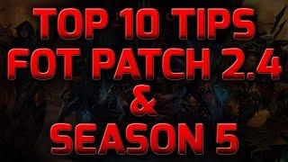 Diablo 3 - Top 10 Tips For Patch 2.4 & Season 5
