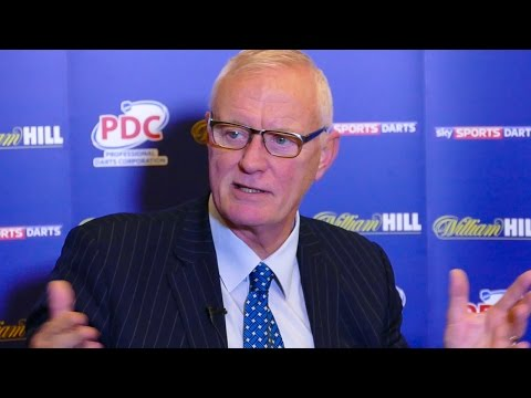 Barry Hearn | The Future Of PDC Darts | Press Conference