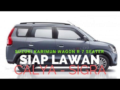 Suzuki Wagon R 7 Penumpang Meluncur Bulan Depan Di Indonesia Akan Bersaing Dengan Calya Sigra