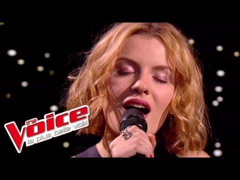 La Ceinture - Elodie Frégé   Hélène   The Voice France 2017   Live