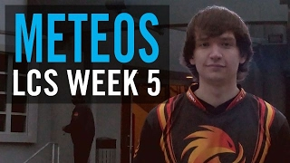 Meteos on his LCS return, facing former teammates, and the chance he