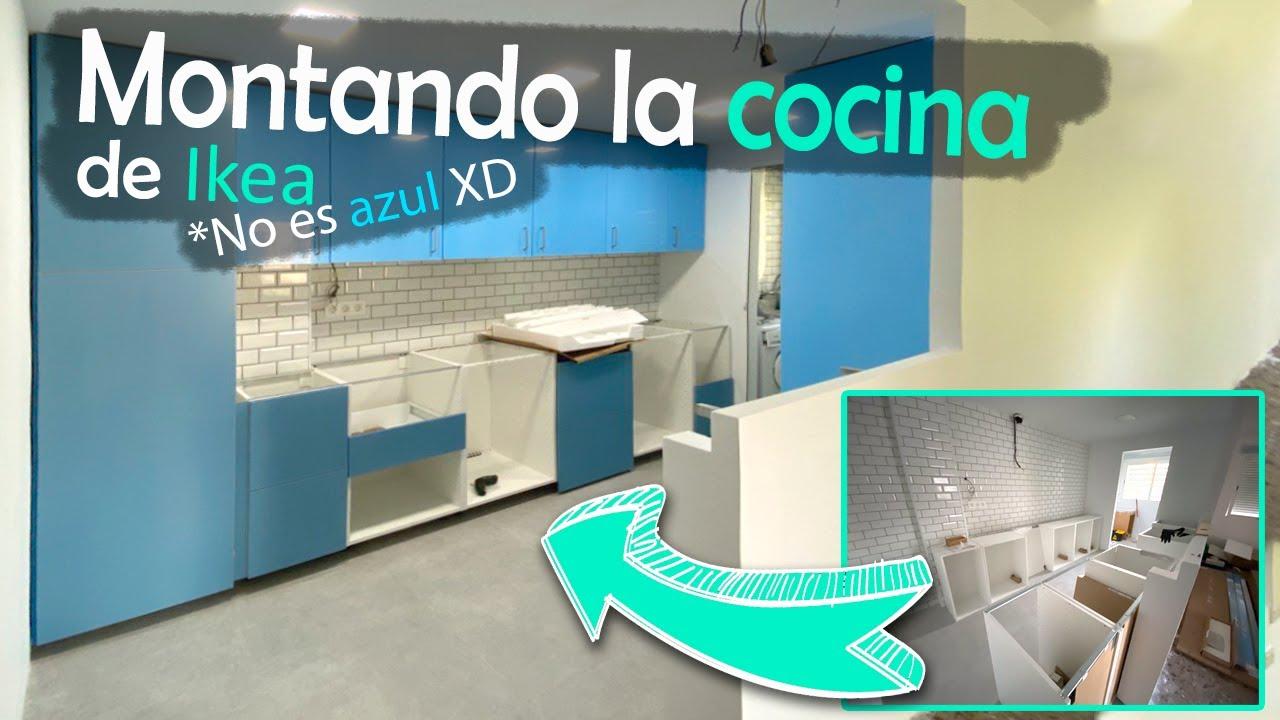 Montando la cocina de Ikea | Reforma piso #5 | Español