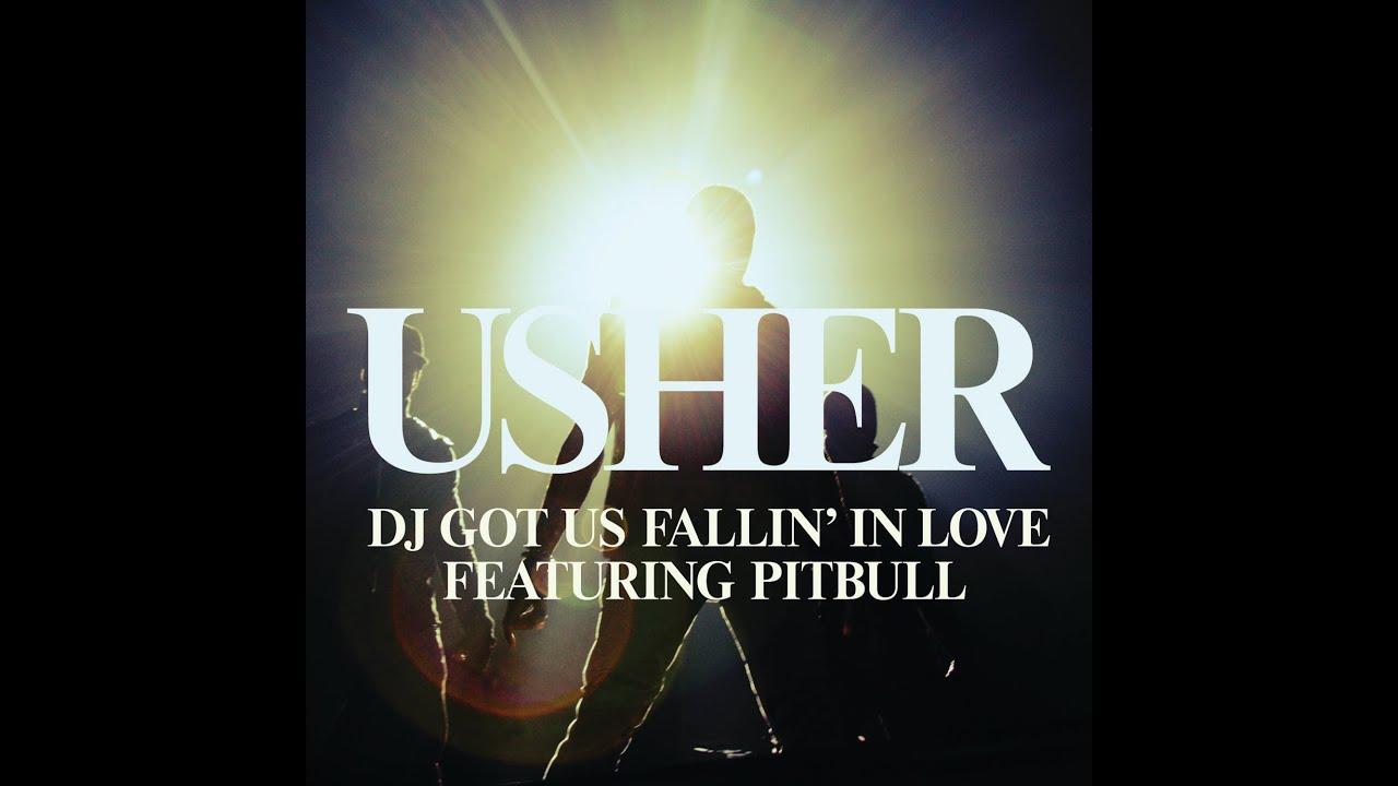 USHER LYRICS  DJ Got Us Fallin In Love