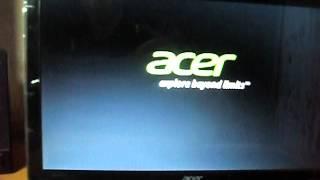 При включении ноутбука загорается черный экран (Windows 8).(, 2013-01-23T13:41:37.000Z)