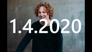 TOP 40 SINGLE CHARTS ►1. April 2020 [FullHD]