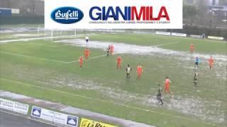 Campionato Eccellenza 2017/2018 28a giornata: Castelnuovo Garfagnana - Atletico Cenaia (sintesi)
