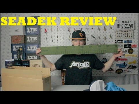 SeaDek Review/Unboxing